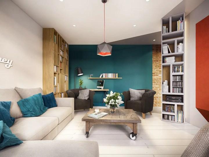apartamente amanejata modern Modern design apartments 19