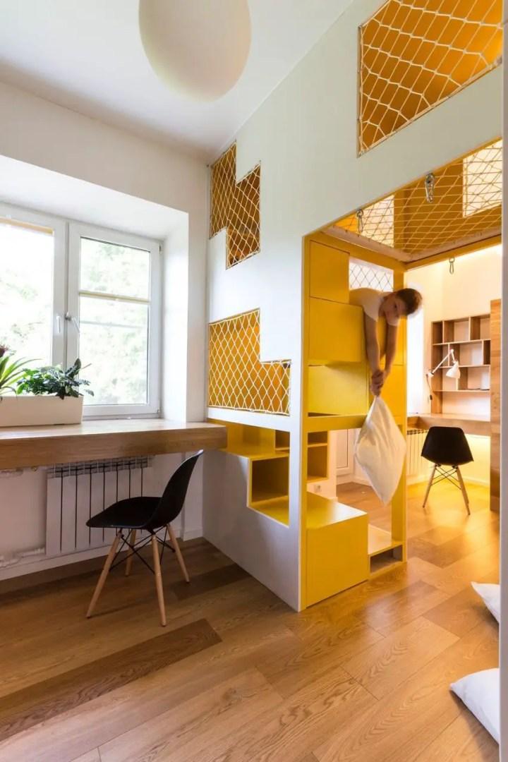 Apartamente amenajate modern si elegant