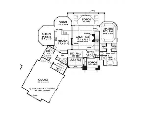 case cu etaj din lemn Houses with wood clad first floor 8
