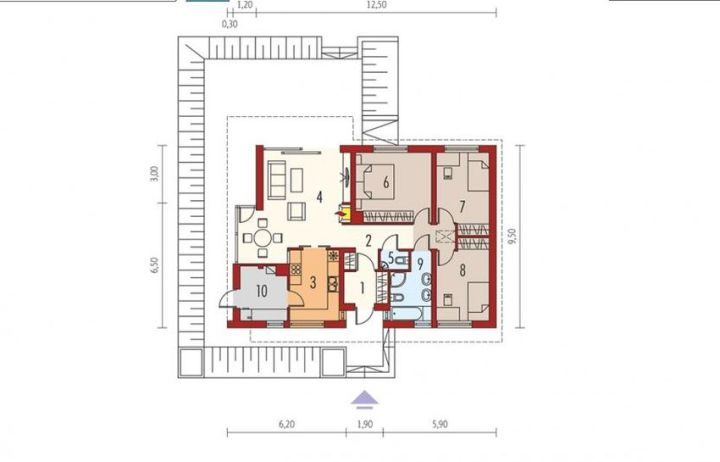 case mici si moderne pentru tineri small modern youth houses 3
