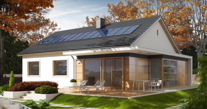 Case mici si moderne pentru tineri 3 proiecte pline de for Case moderne design