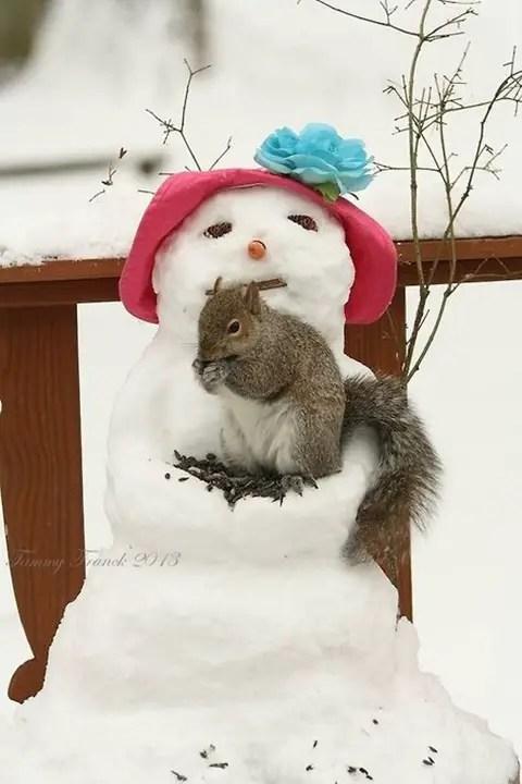 cei mai frumosi oameni de zapada Most creative snowmen 20
