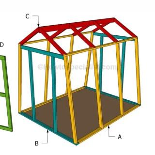 Construirea unui solar din lemn in pasi simpli