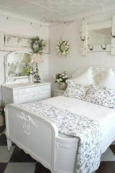 decorarea casei in stil vintage Vintage style decor ideas 15
