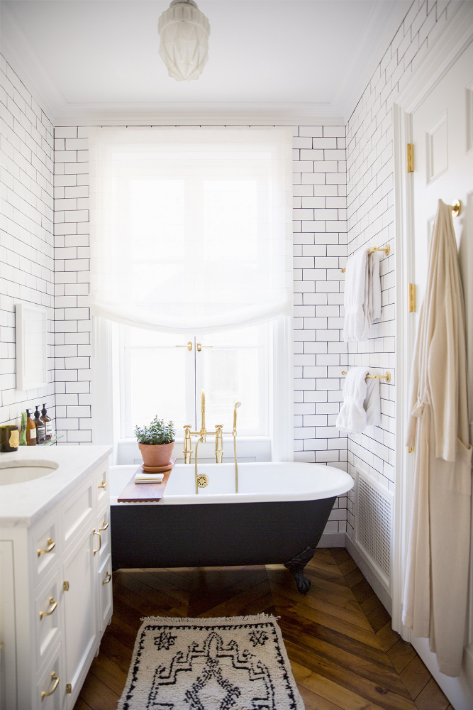 idei pentru amenajarea baii Bathroom decor ideas 12