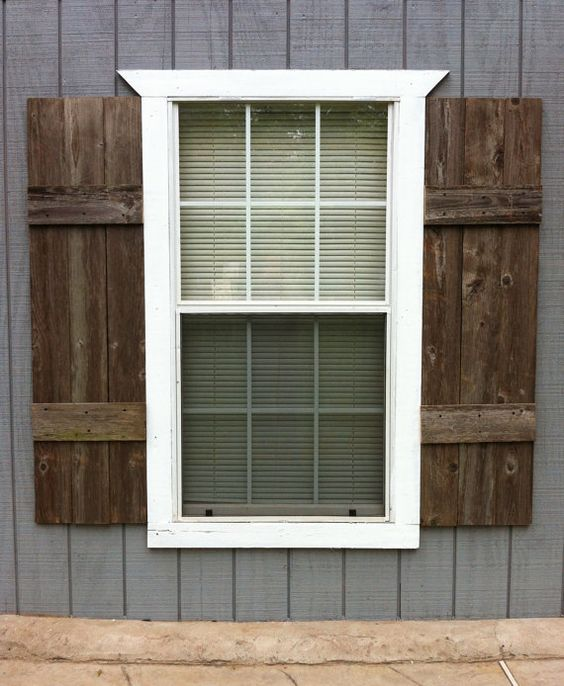 obloane din lemn pentru ferestre wood shutters 6