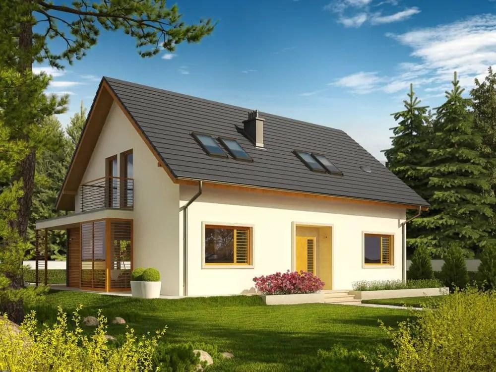 Proiecte casa cu mansarda pe 70 de mp eleganta prin for Youtube case cu mansarda