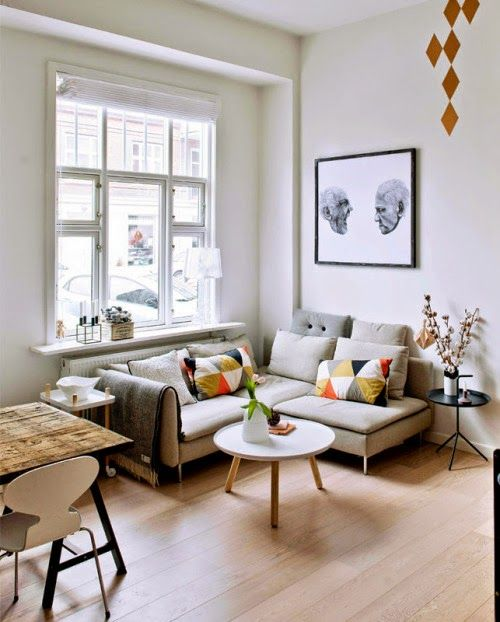 Trucuri pentru un apartament mic si elegant