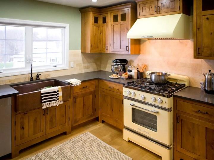 Amenajarea unei bucatarii in stil rustic rustic style kitchen design ideas 6