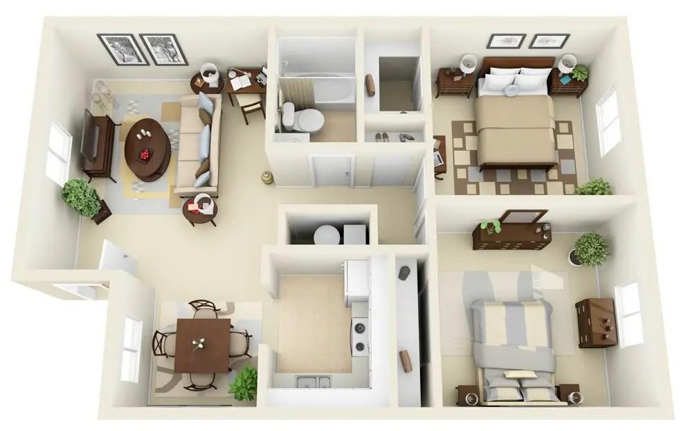 Amenajarea Unui Apartament Cu 3 Camere 7 Idei Care Sa Va