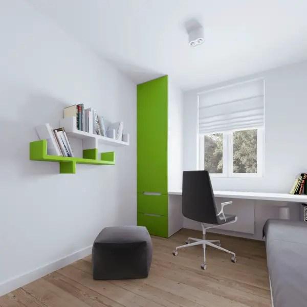 amenajarea unui apartament la mansarda Setting up an attic apartment 4