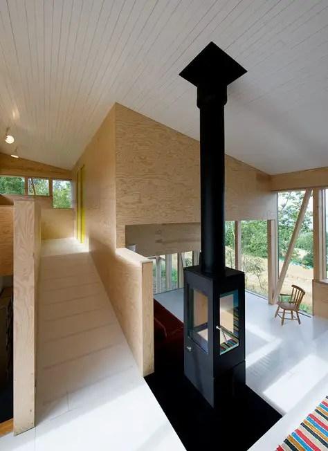 case din lemn refolosit Salvaged wood houses 10