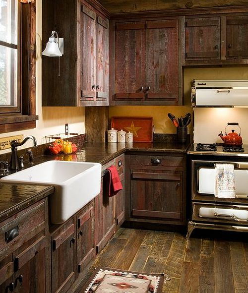 case din lemn refolosit Salvaged wood houses 4