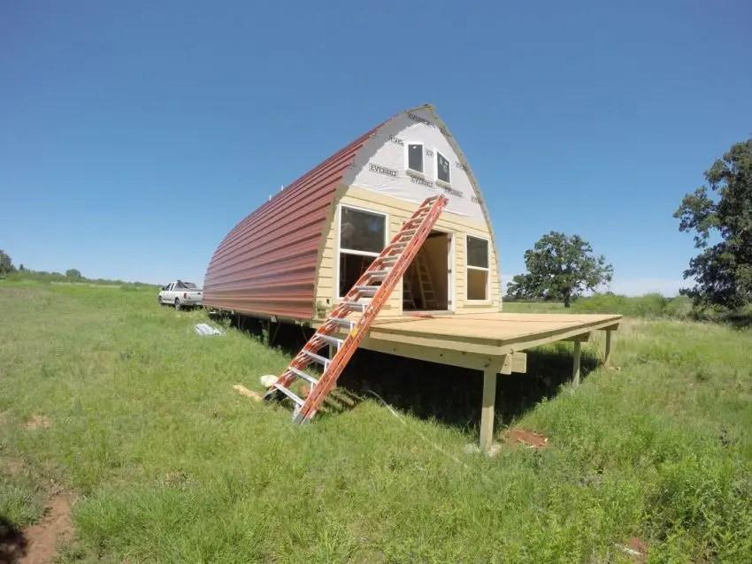 casutele arcuite arched cabins 8