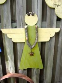 Wooden Garden Ornaments - 15 Beautiful Ideas - Houz Buzz