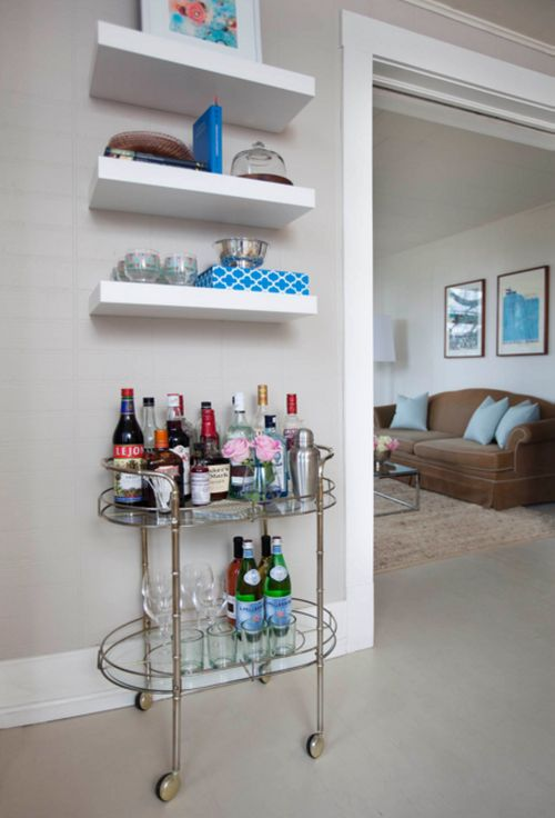 modele de baruri pentru living Stylish home bar ideas 9