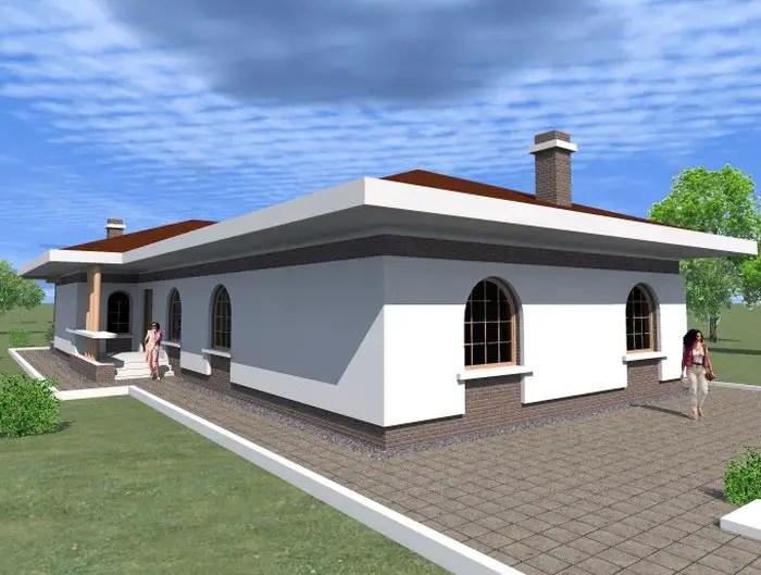 proiecte de case cu arcade arched house plans 5