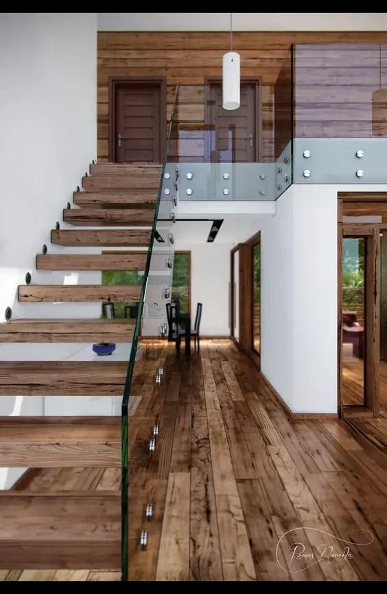 scari intrioare pentru case Interior staircase design ideas 15