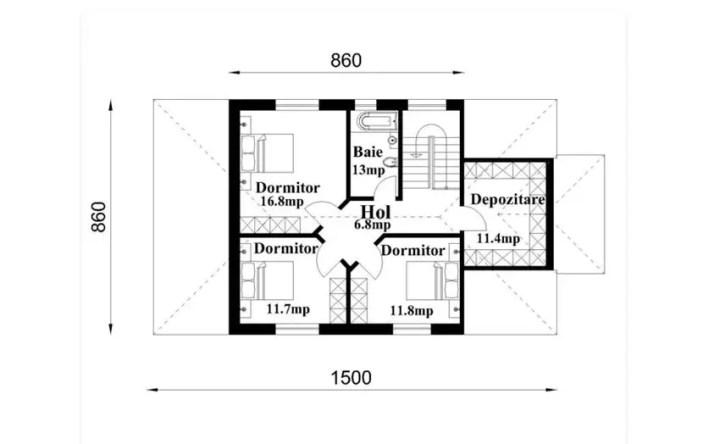 stiluri de case romanesti romanian architectural styles 4