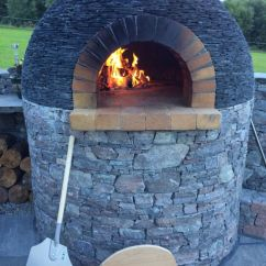 Outdoor Kitchen Oven Hotels With Kitchens Near Me Stone Ovens - 13 Practical And Aesthetic Ideas ...