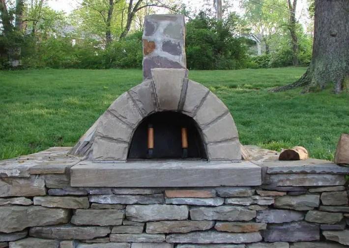 Cuptoare de gradina din piatra outdoor stone ovens 6