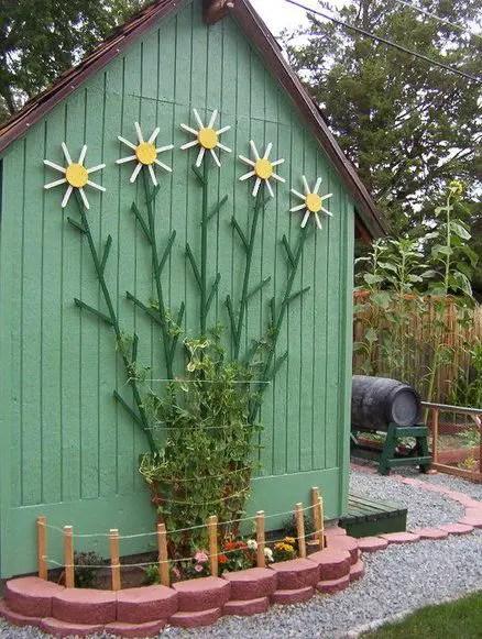 Decoratiuni de gradina facute acasa diy garden decoration ideas 14