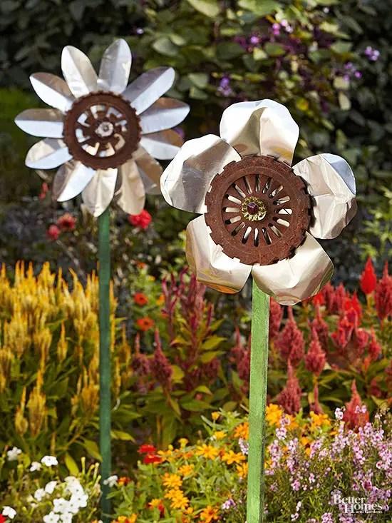 Decoratiuni de gradina facute acasa diy garden decoration ideas 4