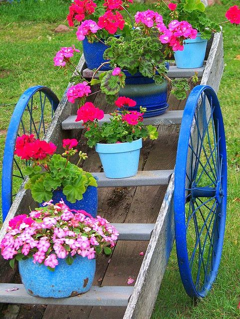 Decoratiuni de gradina facute acasa diy garden decoration ideas 8