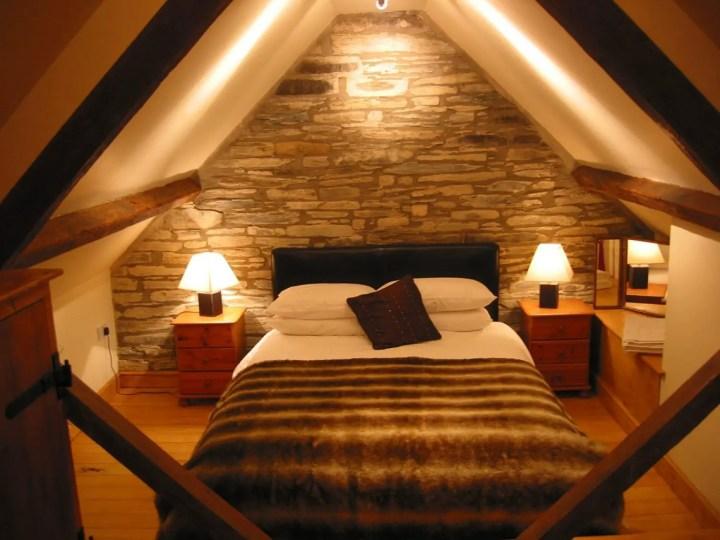 amenajarea unei mansarde mici small attic room design ideas 5