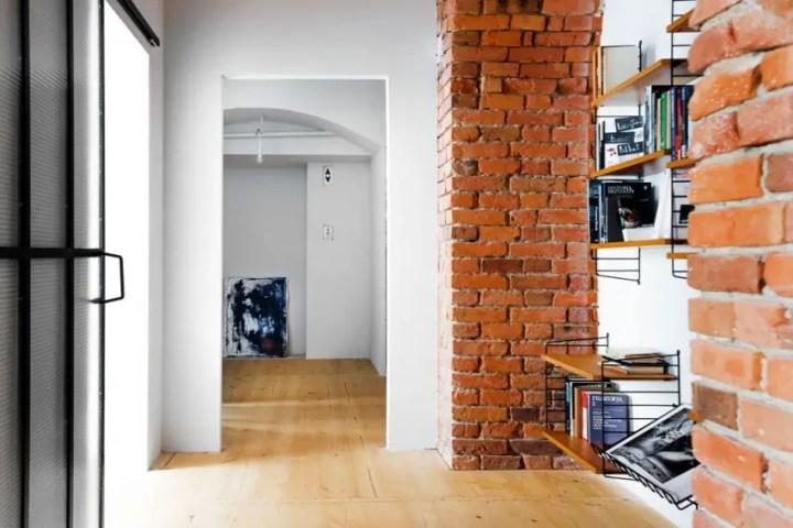 Apartamentul din depozitul polonez