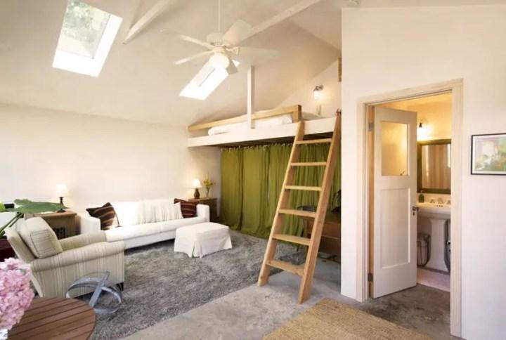 case facute din garaje Garages converted into homes 10