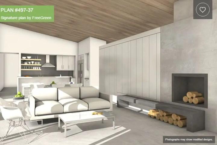 case fara etaj cu patru dormitoare Single story 4 bedroom house plans 5