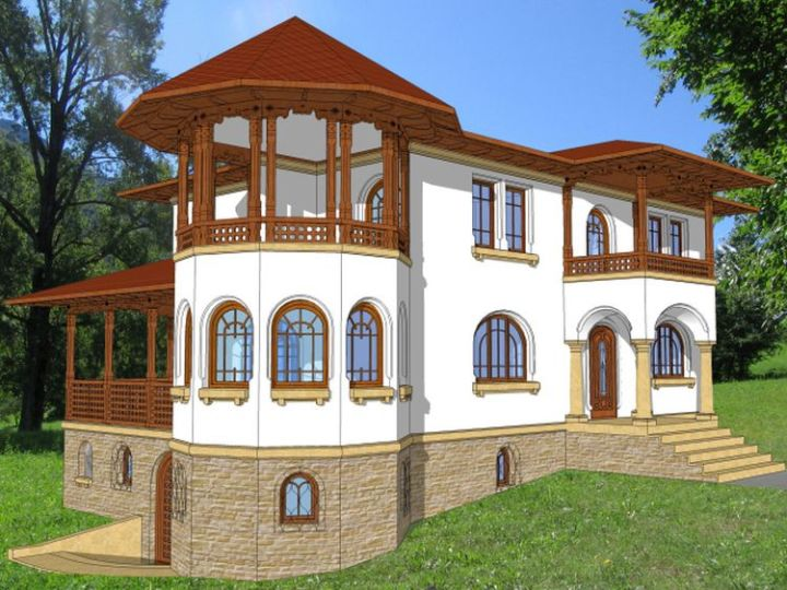 case traditionale romanesti romanian traditional houses 14