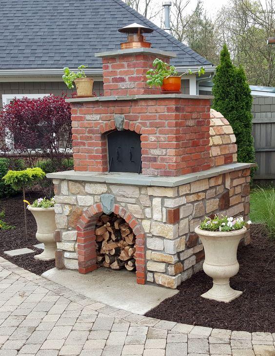cuptoare de gradina din caramida outdoor brick ovens 15