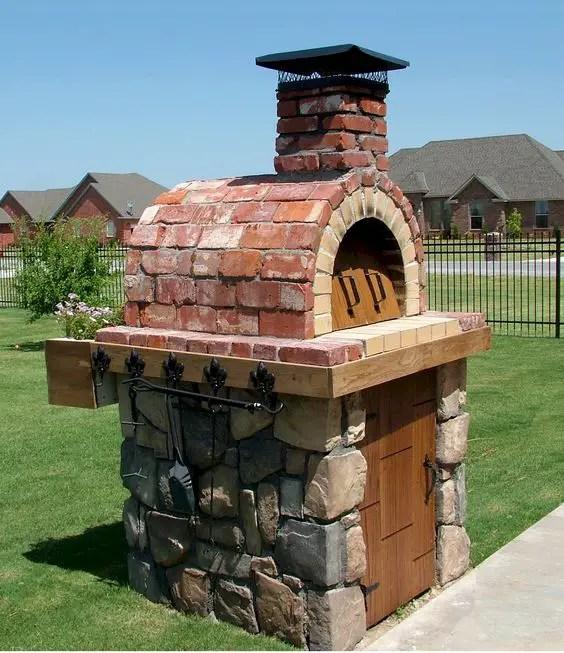 cuptoare de gradina din caramida outdoor brick ovens 16