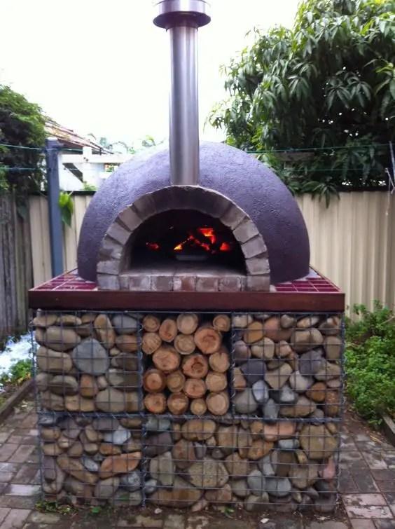 cuptoare de gradina din caramida outdoor brick ovens 4