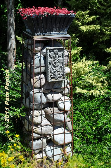 decoratiuni de gradina din piatra Garden stone decorations 14