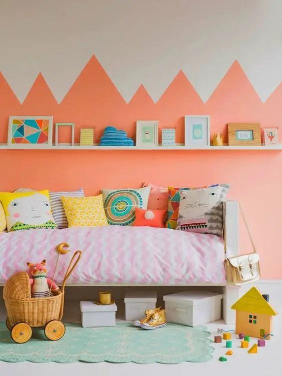 decoratiuni pentru camera copilului Kid's room decorating ideas 15