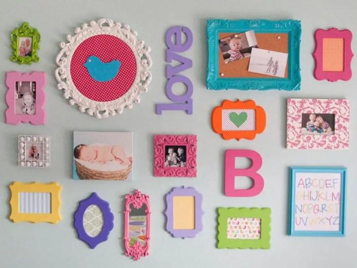 decoratiuni pentru camera copilului Kid's room decorating ideas 2