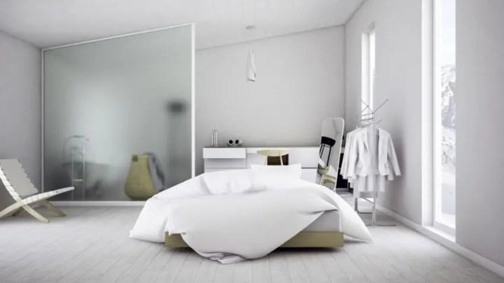 dormitoare scandinave Scandinavian bedrooms 6