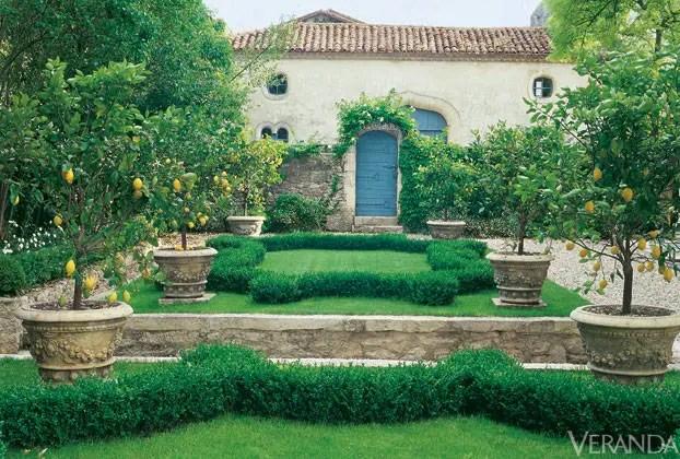 gradini in stil francez frech style gardens 11