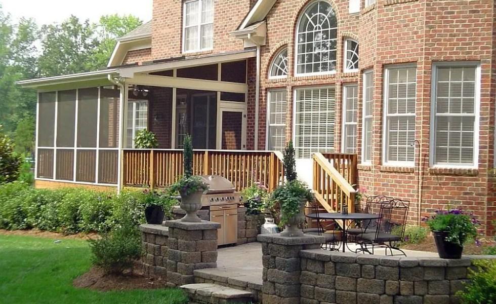 Modele de case cu terase inchise relaxare continua for Case cu terase