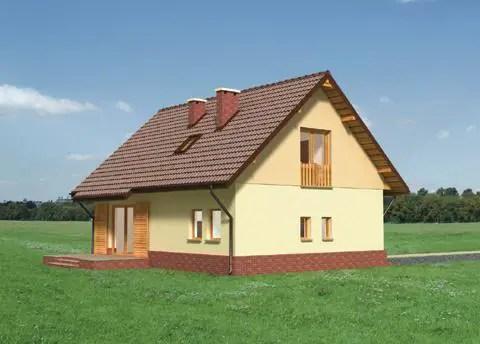 proiecte de case cu semineu House plans with fireplaces 8