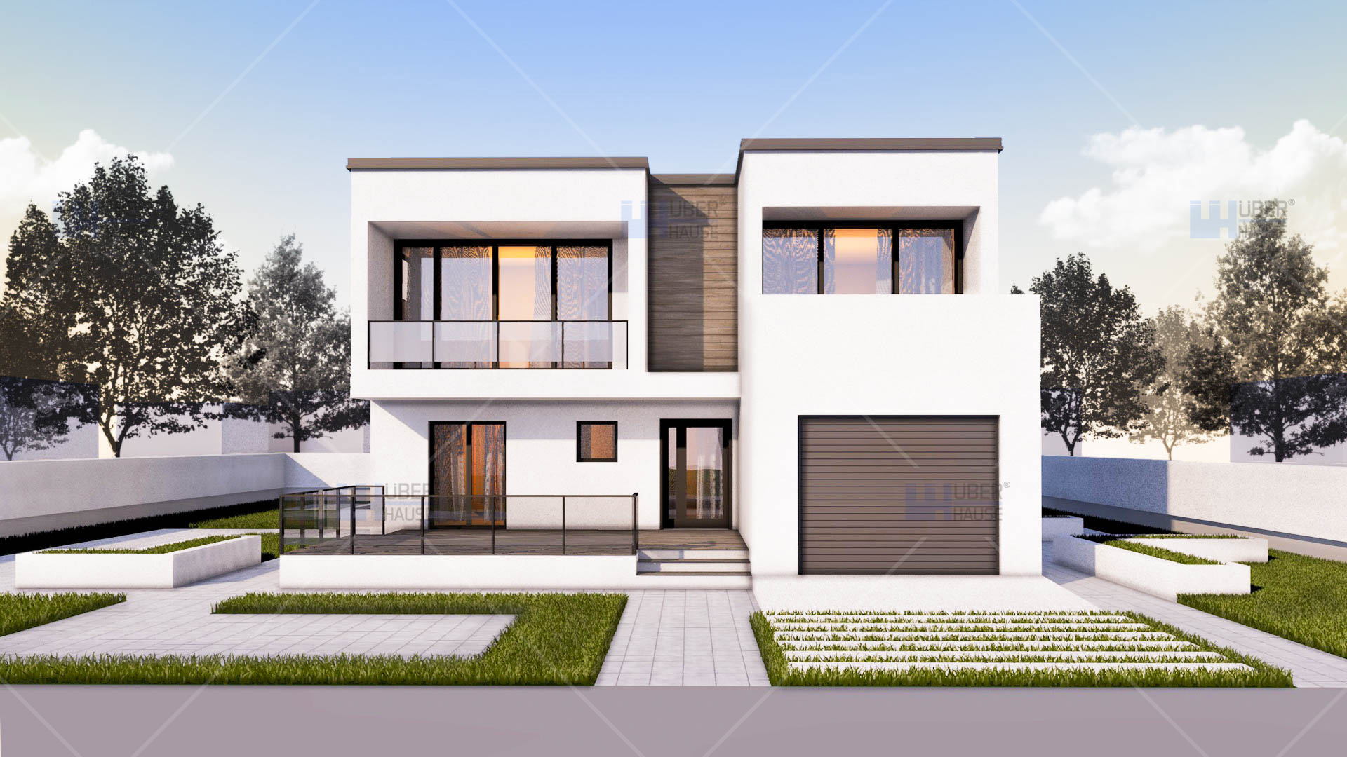 Case moderne pana in 200 de metri patrati - Case bellissime moderne ...
