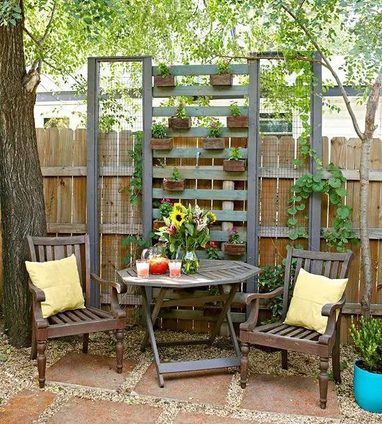 Idei pentru amenajarea unei gradini de 50 de metri patrati 50 square meter garden design ideas 4