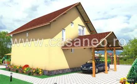 case din panouri termoizolante Sandwich panel homes 9
