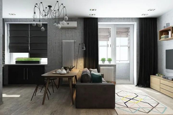 cum amenajam un apartament sub 50 de metri patrati home designs for apartments under 50 square meters 10