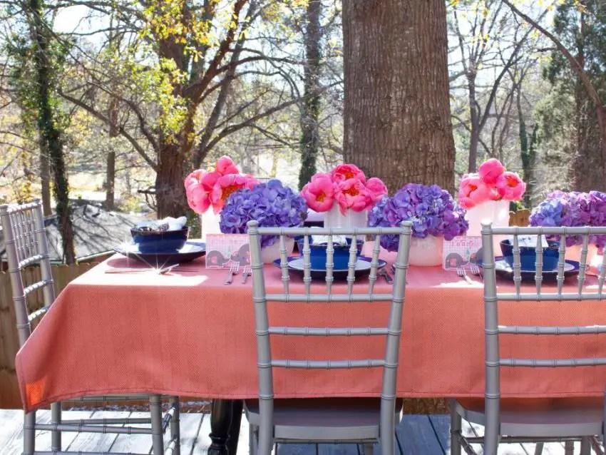 decoratiuni pentru masa de Paste Table Easter decorations 12