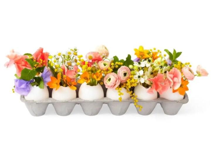 decoratiuni pentru masa de Paste Table Easter decorations 8