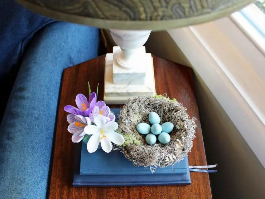 decoratiuni pentru masa de Paste Table Easter decorations 9